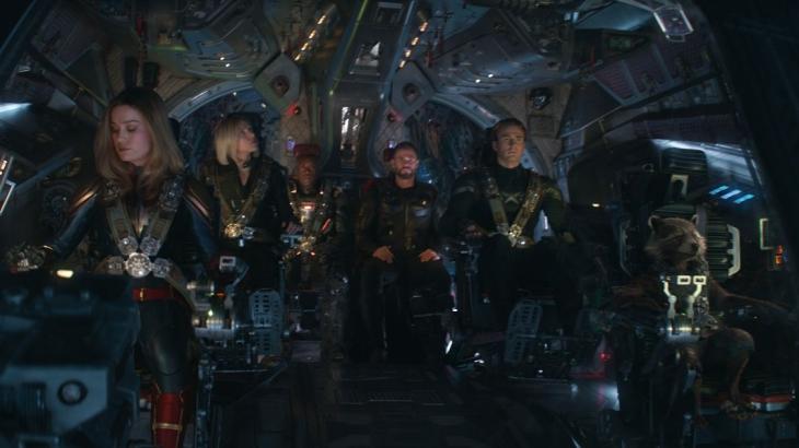 Momen di Avengers: Endgame yang Juga Ada di Komik