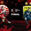 Wasit Lisensi FIFA Pimpin Laga Final Piala Menpora 2021