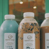 Hamper Kedai Kopi Mantap Djiwa Hadirkan Minuman Unik Berwarna Biru