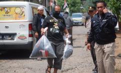 Densus 88 Tangkap Seorang Terduga Teroris di Sumedang