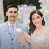 Uniknya Gaun Pernikahan Jessica Iskandar