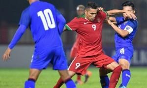 Pertemuan Kedua Kontra Thailand, Milla Rotasi Pemain Timnas U-23