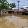 Banjir Sintang Rendam Ribuan Rumah Berangsur Surut