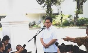 Isi Pos Kementerian Ekonomi, Erick Siap Mundur dari Mahaka Grup