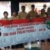 Antisipasi Kejahatan Terhadap Remaja, Polwan Sisir Pusat Perbelanjaan