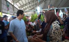 Usai Debat, Sandiaga: Semoga Rakyat Makin Mantab Pilih Prabowo-Sandi