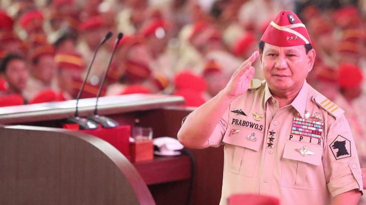Prabowo Dipastikan Tak Hadiri Debat Cawapres di Hotel Sultan