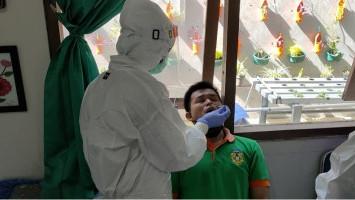 [HOAKS atau FAKTA] Swab Test PCR Dapat Merusak Otak