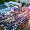 'Drive-in Disco', Dunia Hiburan Jerman Tak Padam di Tengah Pandemi