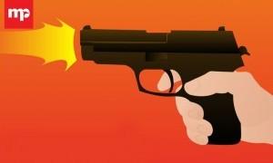 Horor, Tolak Cerai Suami Tembak Istrinya Sendiri