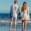 Berjalan Kaki Singkat di Pantai Meningkatkan Kesehatan Mental