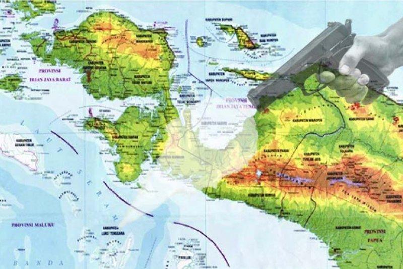 Papua. (Foto: Tangkapan Layar)