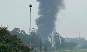 Kebakaran Gereja Basilea Convention Centre Sudah Padam, Korban Masih Disisir