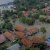 Banjir Jakarta Diklaim Tidak Separah Daerah Lain di Pulau Jawa