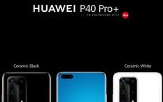 Smartphone Unggulan Huawei Seri P40 Siap Diluncurkan