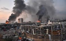 Ledakan Besar di Lebanon, 78 Orang Dinyatakan Tewas