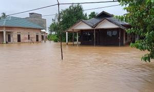Banjir Kalsel: Warga Kelaparan dan Butuh Perahu Buat Evakuasi