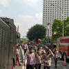 BEM SI Siap Geruduk Gedung KPK, Pengalihan Arus Lalin Situasional