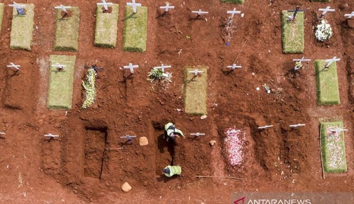 Anies Berbohong Soal Pembelian Lahan Pemakaman Jenazah COVID-19?
