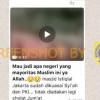 [HOAKS atau FAKTA]: Masjid Istiqlal Tak Gelar Salat Jumat akibat Dikuasai PKI