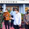 Jokowi Resmikan Terminal Bandara Kuabang di Halmahera Utara