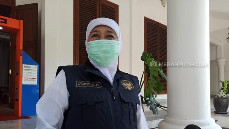 Skala Mikro Begitu Ampuh, Gubernur Jatim Perpanjang PPKM hingga 5 April