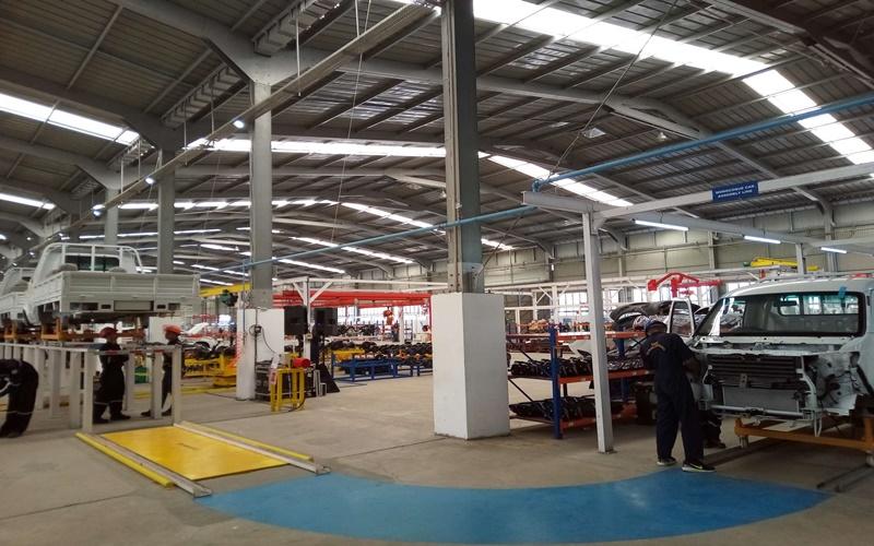 PT Solo Manufaktur Kreasi alias Esemka juga memproduksi mobil SUV