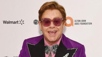Dicolek RM 'BTS', Elton John Ikutan Nyanyi 'Permission To Dance'