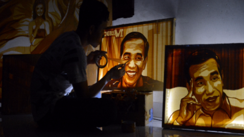 Dede Rai, Seniman Unik dari Klungkung