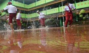 BNPB: Hanya Jakarta Barat yang Masih Ada Genangan