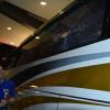 Bus Persib Dilempari Batu, Pelipis Febri dan Omid Nazari Terluka
