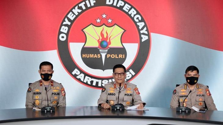 Ini Kata Polisi Soal Penahanan Ibu-ibu Pelempar Gudang Rokok di Lombok