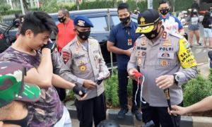 Denda Dua Hari Operasi Yustisi di DKI Nyaris Rp90 Juta
