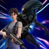 Ellen Ripley dan Xenomorph dari Film 'Alien' Muncul di Fortnite