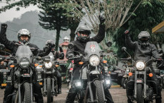 Mengintip Keseruan Royal Enfield Tour of Indonesia Edisi Ke-2