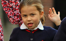 Putri Charlotte Mungkin Tak Masuk Jika Sekolah Dibuka Lagi