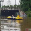 Banjir Jakarta Diklaim Sudah Relatif Terkendali, Anies: Atas Izin Allah