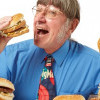 Makan 30 Ribu Burger dalam 49 Tahun
