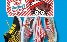 Where's Waldo x Vans Hadirkan Koleksi Eksentrik dan Colorful