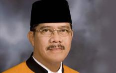 Ketua Mahkamah Agung Hatta Ali Pensiun