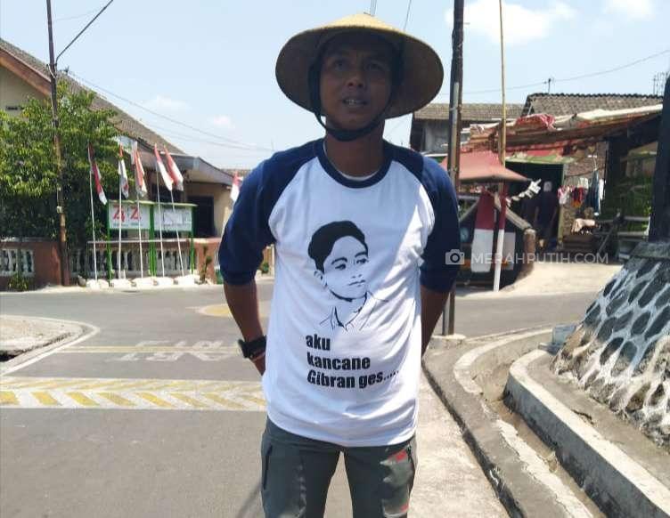 Dukung Gibran di Pilwakot 2020, PSI Solo Kampanyekan Batik 'Indonesia Raya'