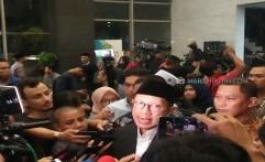 Didakwa Terima Uang Suap Rp 70 juta, Begini Reaksi Menag Lukman Hakim