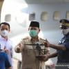 Serahkan Pesawat CN235-220 Pada Senegal, Prabowo: Kebanggaan Bagi Indonesia