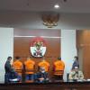 KPK Tetapkan Dodi Reza Alex Noerdin sebagai Tersangka Kasus Suap