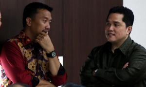 Erick Thohir Puji Draft Pemain Asing IBL