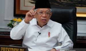 Keluar Izin Vaksin Lansia, Wapres Tunggu Rekomendasi Dokter Kepresidenan