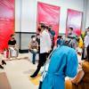 Jokowi Perintahkan Percepat Vaksinasi di Tempat dengan Mobilitas dan Interaksi Tinggi