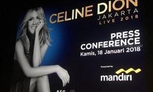 Celine Dion Selektif Pilih Negara yang Dituju