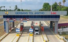 Tol Banda Aceh-Sigli Siap Dioperasikan