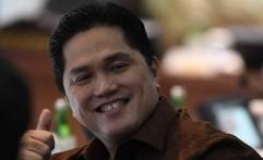 Erick Thohir Pangkas Deputi Kementerian BUMN